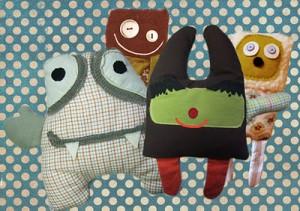 création textile blog